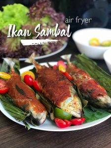 Ikan air fryer